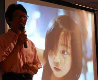 6月の六甲山大学ミントサロン 第2回 MIDORI塾「六甲山のキラキラした生きもの」