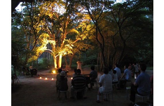 夕涼みコンサート | 六甲山大学