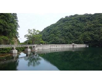 五本松堰堤(布引ダム)