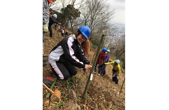 秋の植樹会&樹木教室2016