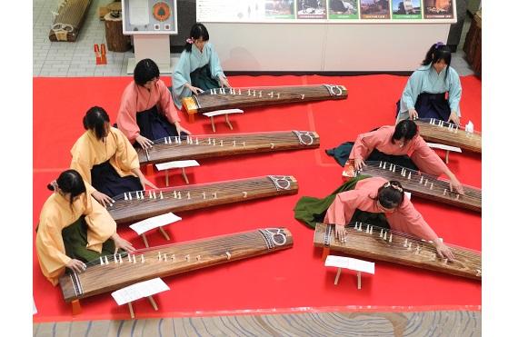 琴の演奏会