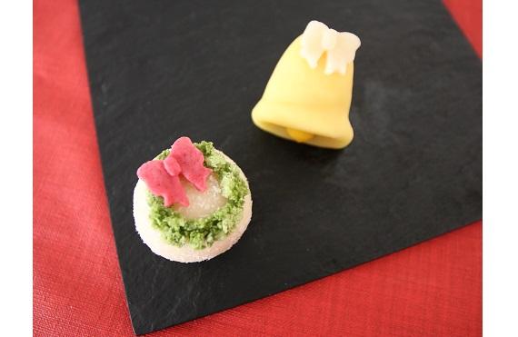 日本の伝統和菓子「練り切り」をつくろう! - コピー