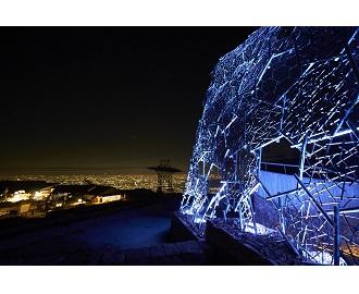 六甲山光のアート