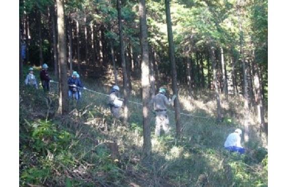 平成29年度森林ボランティア講座