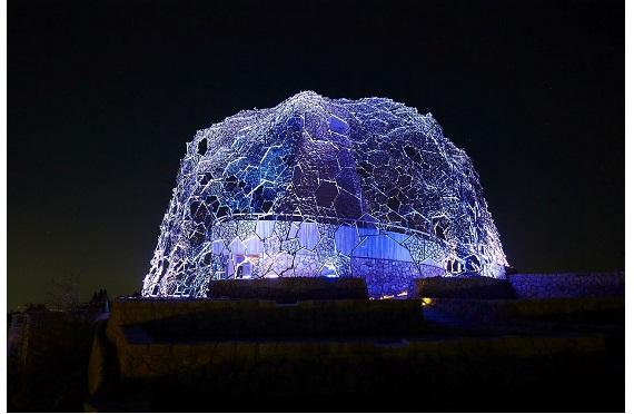 s-六甲山光のアート(冬)2019.10