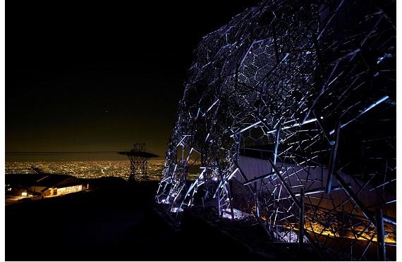 光のアート(冬)2020.10